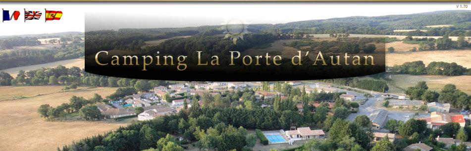"""Camping """"La Porte d'Autan"""""""