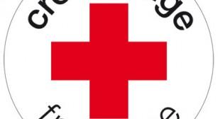 Croix rouge cercle petit